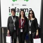 Presentación de la actividad comunitaria Farmachef y libreta Jan Ganoraz en los premios de innovación a la farmacia