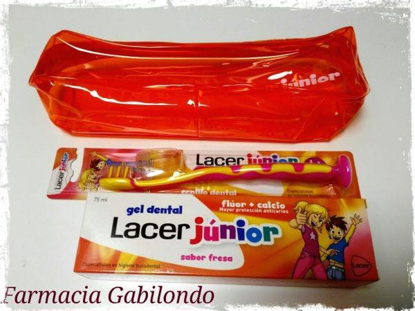 lacer junior gel dental