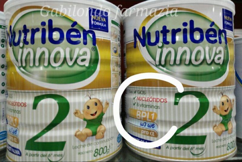 La nueva imagen de las leches Nutriben vienen con  fórmula mejorada