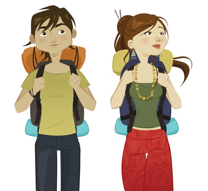 Pican, pican los mosquitos: Viajero mochilero busca repelente (I)