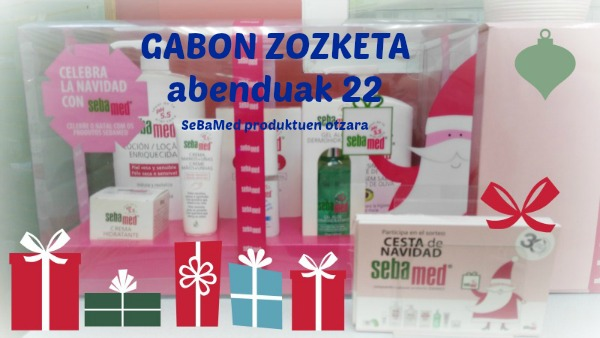 Gabonetako zozketa farmazian