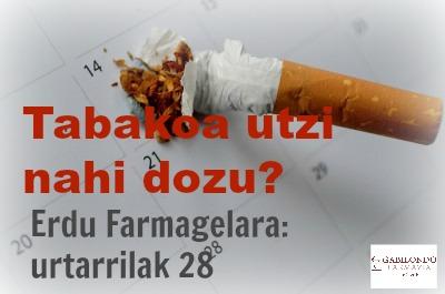 ¿QUIERES DEJAR DE FUMAR? VEN Y ENTÉRATE