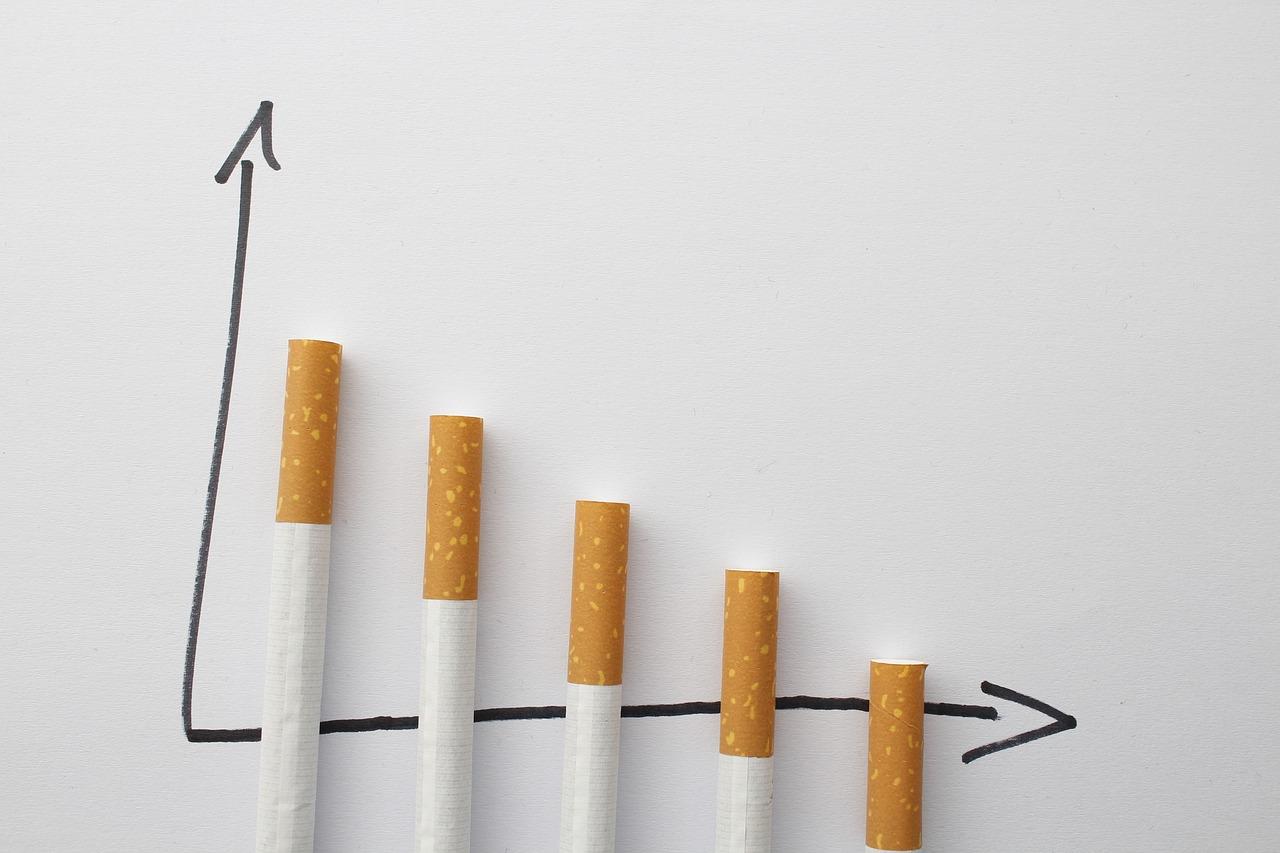 Por un par de cigarrillos al día SI QUE PASA