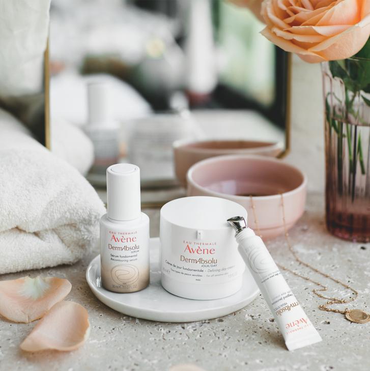 DERMABSOLU AVENE: Confort y vitalidad para una piel madura