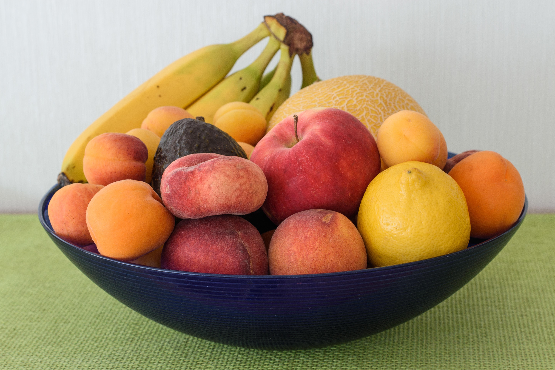 ¿Cuánta fruta tenemos que comer al día?